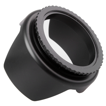 Tamron 62mm lotus-type screw hood shade cover
