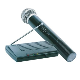 Techno Tamashi RX-68 Handheld Wireless Microphone System