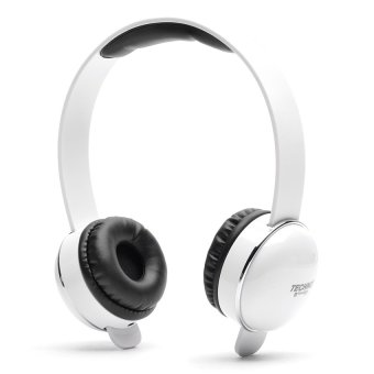 Techno Tamashi TH-T2 Over-the-Headphones (White) Buy 1 Get 1 - picture 2