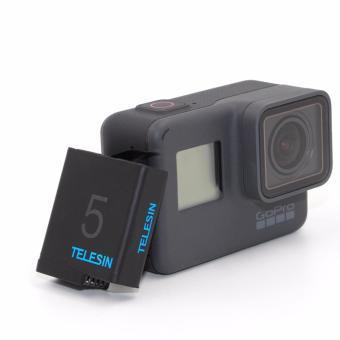 TELESIN Gopro hero 5 camera battery pack 1220MAH GP-BTR-501 - 3