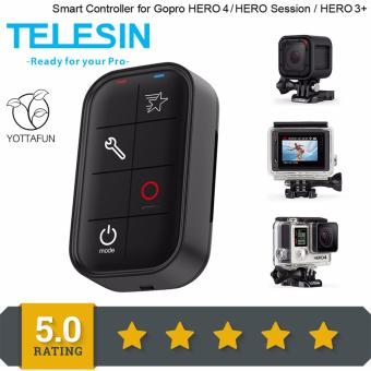 TELESIN YOTTAFUN Waterproof Smart WIFI Remote Control SetController with Charging Cable and Lanyard for GoPro Hero 5, Hero4, Hero 3+ Price Philippines
