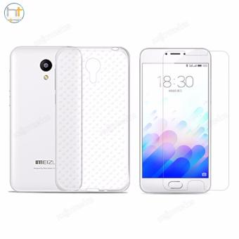 Tempered Glass and Jelly Case for Meizu M3 Note Price Philippines