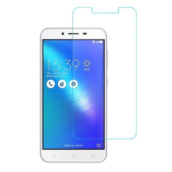 Tempered Glass For Asus Zenfone 3 Max 5.5 (ZC553KL)(Clear)