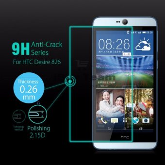 Tempered Glass for HTC Desire 826 Screen Protector for HTC 826Explosion-Proof Protective Film Price Philippines