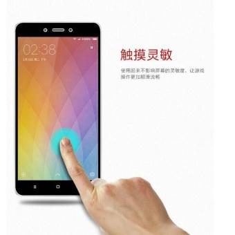 ... Tempered Glass Full Cover Screen Protector for Xiaomi Redmi Note 4(black) - 5