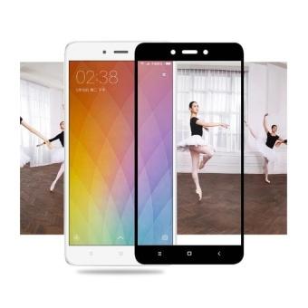 ... Tempered Glass Full Cover Screen Protector for Xiaomi Redmi Note 4(black) - 4 ...