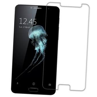 Tempered Glass Protector For Alcatel Flash Plus 2 (Clear)