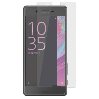 Tempered Glass Screen Protection for Sony Xperia X (Clear)