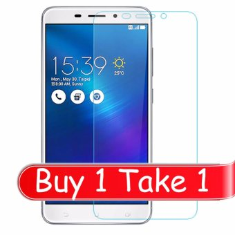 Tempered Glass Screen Protector for Asus Zenfone 3 Laser / ZC551KL(Buy 1 Take 1) (Clear)