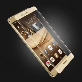 Tempered Glass Screen Protector for Huawei GR5 2017 (Gold