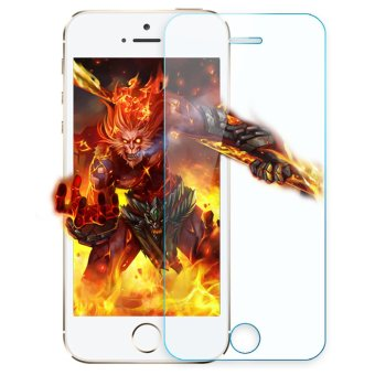 Tempered Glass Screen Protector for iPhone 5 / 5s