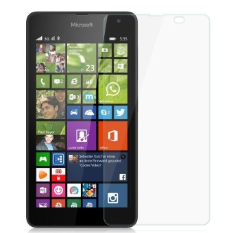 Tempered Glass Screen Protector for Microsoft Nokia Lumia 535