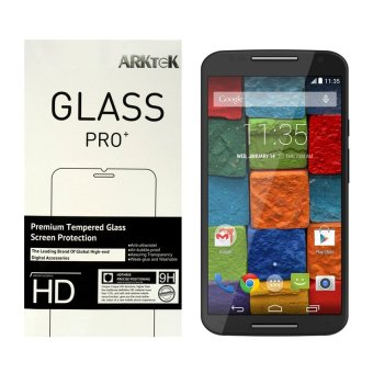 Tempered Glass Screen Protector for MOTO X (Clear)