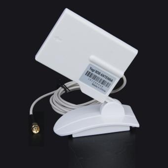 The 2.4GHz 9dBi Compact High Gain Yagi Directional Antenna WIFI SMA - picture 2