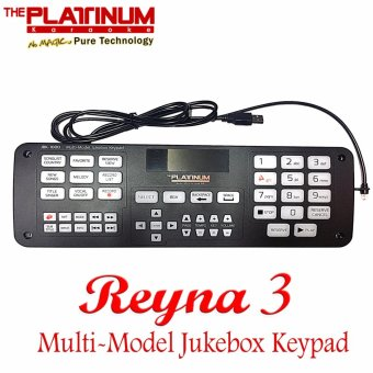 The Platinum JBK-1000 Multi-Model Jukebox Keypad for Reyna 3