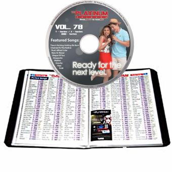 The Platinum Songbook for T-Series,BMB Series, X-Series and Latest Update DVD Price Philippines