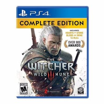 The Witcher 3 Wild Hunt Complete Edition for PS4 Price Philippines