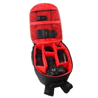 Detail Images Tigernu T-C6003 Waterproof New Pattern DSLR Camera Bag  Backpack Video Photo Bags For Camera - intl Ubdate 932a1ee0392db