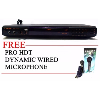 TJ PRO TJ-77 KARAOKE DVD PLAYER MD-588