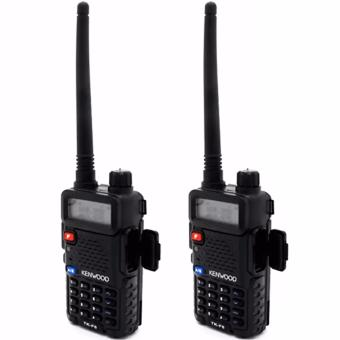 TK-UVF8 Dual Band Dual Display Dual Standby FM Transceiver Two-WayRadio (Set of 2) Price Philippines