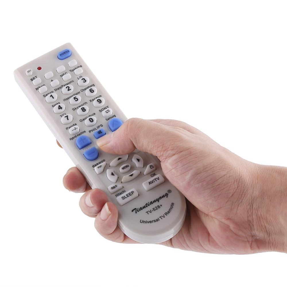 TMISHION Universal Smart TV Remote Control Television ControllerReplacement for Most TV - intl .