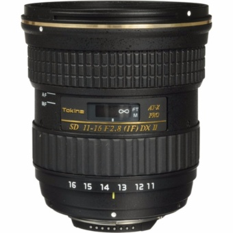 Tokina AT-X 116 PRO DX-II 11-16mm f/2.8 Lens - [Nikon F] - intl Price Philippines