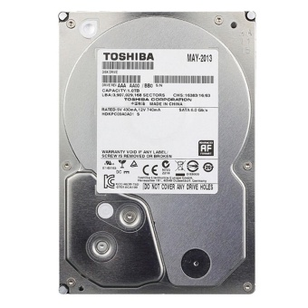 Philippines | TOSHIBA 1TB Desktop HDD Internal Hard Disk Drive 7200 RPM SATA3.0 6Gb/s 32MB Cache 3.5-inch DT01ACA100 for PC Computer - intl Lowest Prices