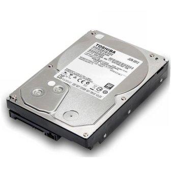 TOSHIBA 500GB Internal Sata Hard Disk Drive for Desktop PC