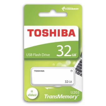 Toshiba Yamabiko U203 32GB TransMemory USB 2.0 Flash Drive - 2