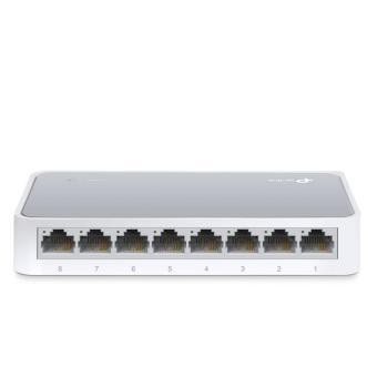TP-Link TL-SF1008D 8-Port 10/100Mbps Desktop Switch - 2