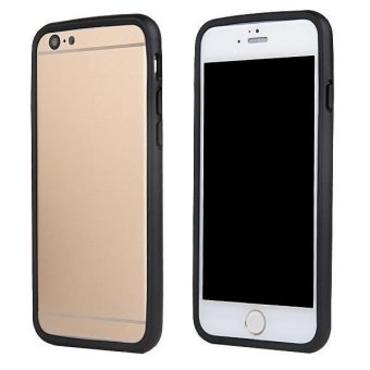 TPU Backless Bumper Case for iPhone 6s / 6 4.7 inch (Black)