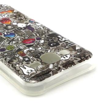 TPU Case for Samsung Galaxy J5 SM-J500F (Multicolor) - intl - 3