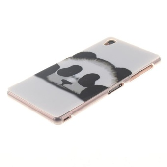 TPU Flexible Soft Case for Sony Xperia Z3 (Panda) - intl - 2