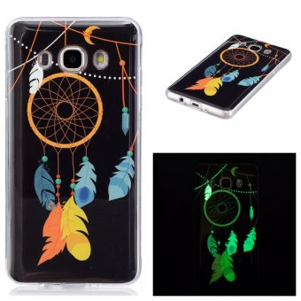 TPU Shine Phone Cover Case for Samsung Galaxy J7 2016 (Multicolor)- intl