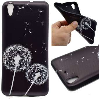 TPU Silicone Case Cover for Huawei Honor 5A / Huawei Y6 II / Y6 2(Dandelion) - intl