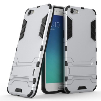 TPU+PC Neo Hybrid Phone Back Cover Case for Oppo F3 - intl