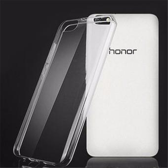 Transparent Clear Soft Silicone TPU Phone Cover Case For HuaweiHonor 4X - intl