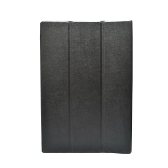 Tri-Fold Leather Case for Acer Iconia Tab 10 A3-A30 (Black)