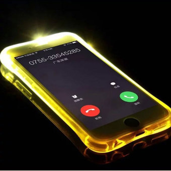 TTLIFE Colorful Flashing phone calls case iPhone5 / 5s emitting(orange) Price Philippines