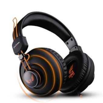 TTLIFE Ovann X7 headset Gaming Headset (Orange) - 3