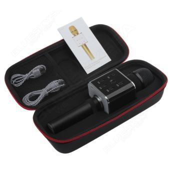 TUXUN Q7 Wireless Bluetooth Microphone & HiFi Speaker (Black) - 2