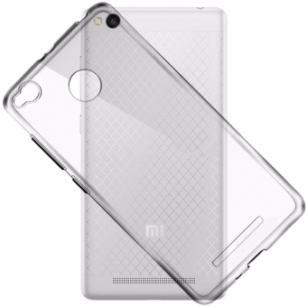 Tylex Tempered Glass 2 Pcs with FREE Jelly Case For Xiaomi Redmi 3, 3S, 3A & 3X (Clear) - 4