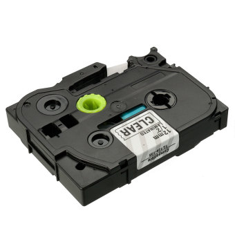 TZE231 Laminated Label Tape Compatible for Brother P-touch PT1005 Tz Tze 12mm x 8m