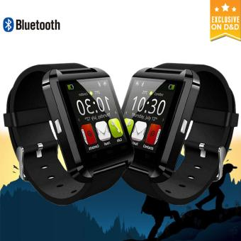 U8 Bluetooth Smartwatch Buy One Take One(Black)