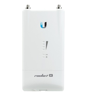 UBiQUiTi Rocket 5AC Lite 5GHz 500mpbs+ WiFi AP/Ptp/Ptmp AccessPoint (White) Price Philippines