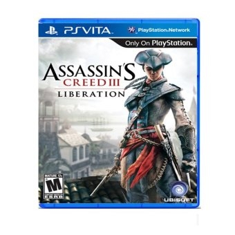 Ubisoft Assassins Creed 3 for PS Vita