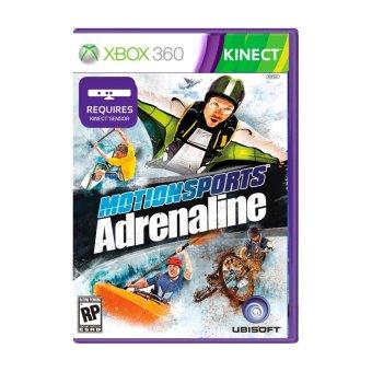 Ubisoft Motion Sports Adrenaline for Xbox 360 (NTSCJ)