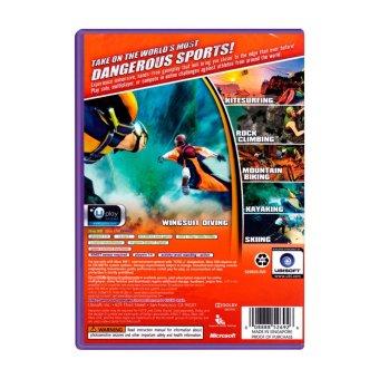 Ubisoft Motion Sports Adrenaline for Xbox 360 (NTSCJ) - picture 2