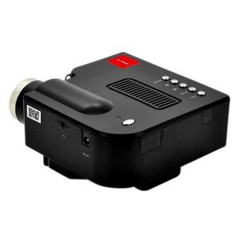 UC28A Mini Pico Projector Home Cinema Theater Digital LED LCDProjector VGA/USB/SD/AV/HDMI Multimedia Projecyor - intl - 3