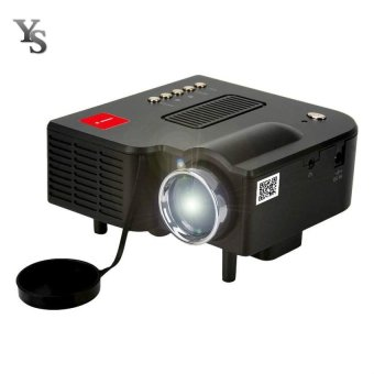 UC28A Mini Pico Projector Home Cinema Theater Digital LED LCDProjector VGA/USB/SD/AV/HDMI Multimedia Projecyor - intl